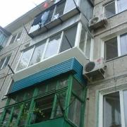 Внутренняя отделка балконов_2