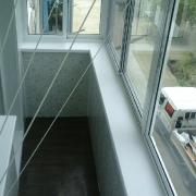 Внутренняя отделка балконов_3
