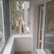 Отделка балконов в мае 2017_7